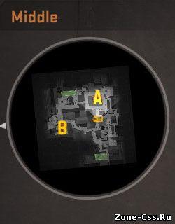 Как сделать чтобы на радаре была видна вся карта кс го