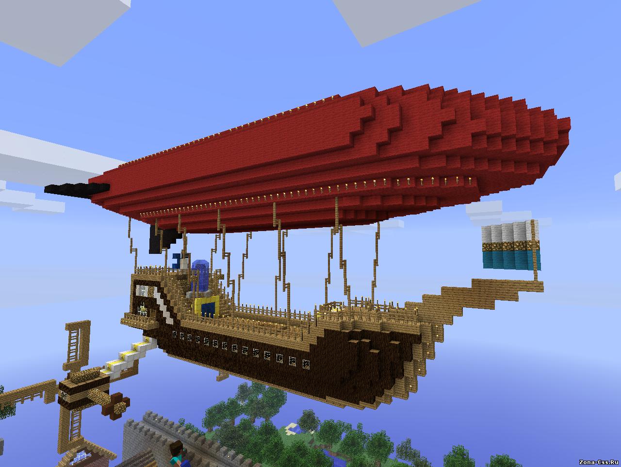Игрушками публике видео как сделать механический корабль без модов самых лучших